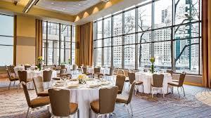 Crystal Light Banquets Chicago Riverside Exhibit Hall At Hyatt Regency Chicago Chicago