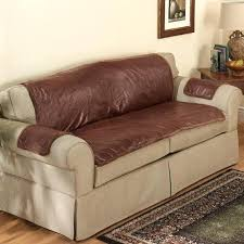 cover for leather sofa leather sofa covers best pet sofa cover for leather couch
