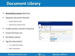 Sharepoint 2010 Library Template Utilizing Sharepoint For Project Management