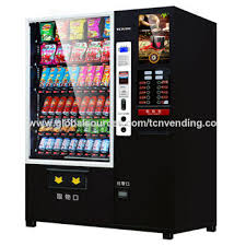 Vending Machine For Home Stunning China Coffee Snack Drink Combo Vending Machine From Changde
