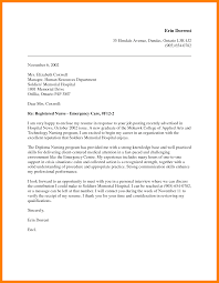 5 Student Nurse Cover Letter Authorize Letter