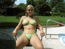Amateur Teen Wild Bikini