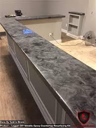 leggari s metallic countertop kit kitchen counter resurface kit lovely our diy countertop resurfacing