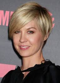 the most elegant as well as interesting short haircuts for thin hair and oval face regarding invigorate hairstyles pictures