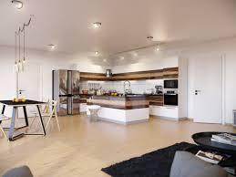 Kitchen Design For Apartment Wonderful Home Kitchen Design For Apartments With Brown Wooden