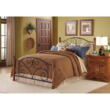 Shop Doral King-size Bed with Frame - Free Shipping Today ...
