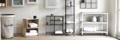 Super Bathroom Storage Shelving And Units Loaf