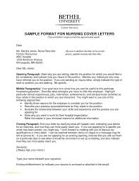 Sample Resume For A Registered Nurse And Nursing Resume Examples New