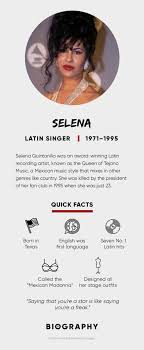 Mexican Pop Charts Selena Quintanilla Albums Songs Murder Biography