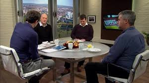 leicester job is craig shakespeare s to lose say the sunday the sunday supplement panel discuss whether craig shakespeare will be the man to write the next