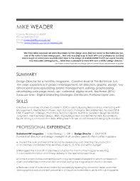 resume creative director s director lewesmr sample resume of resume creative director