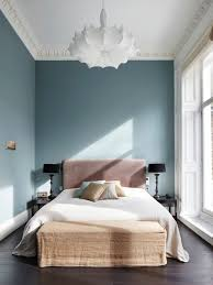 traditional bedroom design. Design Ideas For A Large Traditional Master Bedroom In London With Blue Walls.