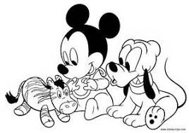 Small Picture Stunning Mickey Mouse Pluto Coloring Pages Gallery New Printable