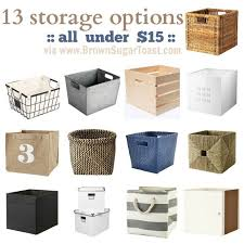office storage baskets. unique baskets 13 storage options for the kallaxexpedit system from ikea in office storage baskets