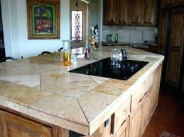 porcelain tile kitchen countertops for beautiful ceramic tiled polished can be used kit