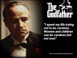 Movie Quotes And Dialogues Some Great Quotes From Movie The Godfather