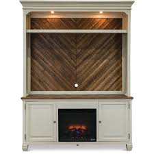 white 2 piece classic fireplace entertainment center camden