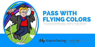 easy to memorize english idioms related to school pass flying colors english idiom