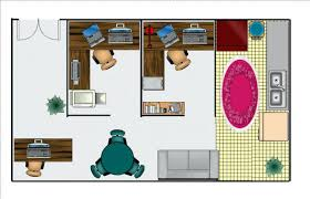 home office layout planner. Small Home Office Design Layout Ideas Planner T