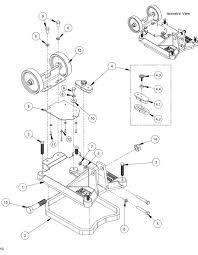Set screw 5 8 11 x 3 core bore m