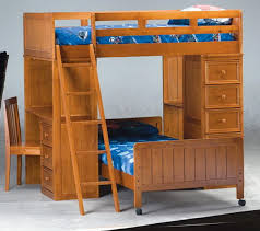 bunk beds with desk and drawers bunk beds desk drawers