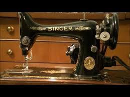 Singer Sewing Machine 1950 Manual
