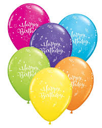 Birthday Balloons 12 800 X 1000 Making The Web Com