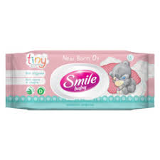 «<b>Салфетки влажные</b> «<b>Smile Baby</b>» - Me to You, 100 шт ...