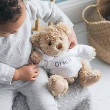 personalised bertie bear gifts for children