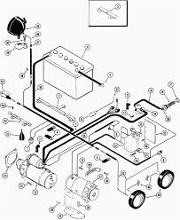 Harley Golf Cart Generator Wiring Diagram