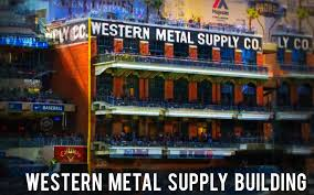 Petco Park 3d Seating Chart Western Metal Supply Co Building Petco Park Insider San