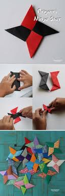 Doodlecraft: Origami Ninja Stars! More