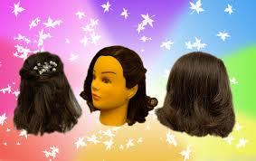 3 ทรงผมออกงานสำหรบสาวผมสน Hairstyles For Short Hair