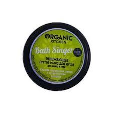 Купить <b>Мыло густое</b> для волос и тела «Organic shop» - Bath ...