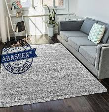 extra large x small silver gy rug floor carpet thick rugs 2