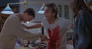 Skeet Ulrich and Matthew Lillard in Scream (1996) | Scream movie, Horror  movies memes, Scary movies