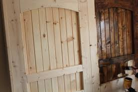 easy diy barn door track. We Added A Single Coat Of Stain, And It Was Time To Attach The Old Easy Diy Barn Door Track