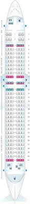 Seat Map Airbus A320 320 Spirit Airlines Find The Best