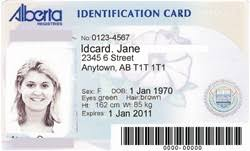 Vehicle Licensing amp; Government Lethbridge Id's Registry Photo