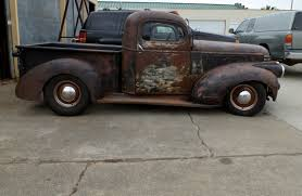 autoliterate: The 1945 Chevrolet Pickup, running boards, rat rods ...