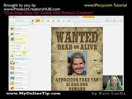 Make A Wanted Poster Free Online