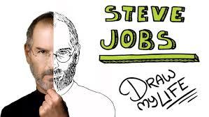 Flooxer Steve Jobs Draw My Life