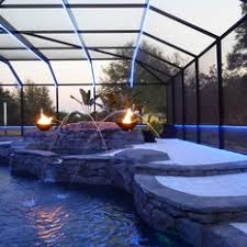 pool cage lighting. Swimming Pool Enclosure LED Lighting Ideas Cage S