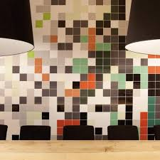 office wall tiles. Wall Tiles - Mosa Colors Office