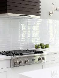 Subway Tile Backsplash Patterns New Kitchen Backsplash Ideas Better Homes Gardens