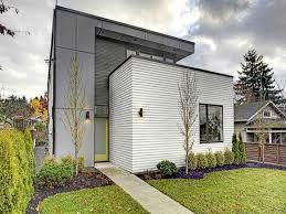 Modern House Exterior Panels