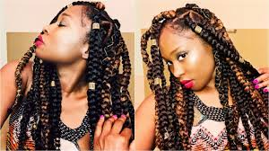 For many years and in some cultures, the beauty of a woman was measured by the length of her hair. The Absolute Must Have Tips When Using The Box Braids Rubber Band Method Sophie Sticatedmom