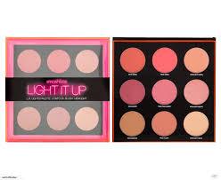 Smashbox Light It Up L A Lights Palette Contouring