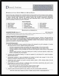 Templates Pharmaceutical Sales Representative Sample Job Description