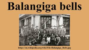 Image result for Bell of Balangiga